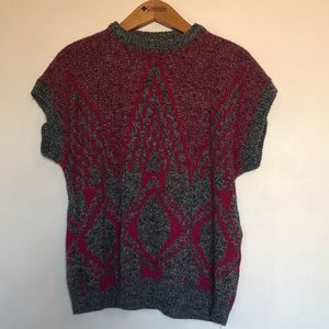 Vintage Boxy Sweater